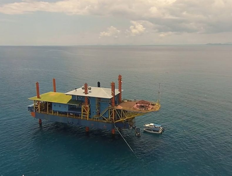Sipadan Mabul Seaventures DIve Resort