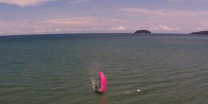 The Malaysian 49FX Sailing Team